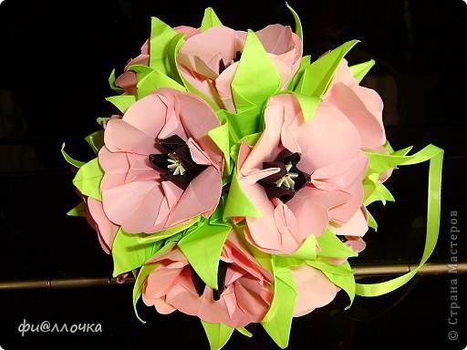 Здравствуйте, дорогие жители Страны! Сегодня я к вам с Carambola по МК Амелии. Над первым цветочком сидела два дня, но... победила. Результат перед вами. фото 3