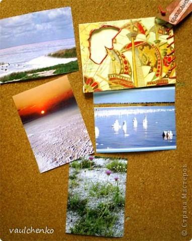 В начале августа в Волгограде случились чудеса - встретились 5 чудесных карточек! И встретились они потому, что Олечка Олисандра из Северной столицы,  придумала ИГРУ!  http://stranamasterov.ru/node/211670   Но обо всём по порядку... фото 7