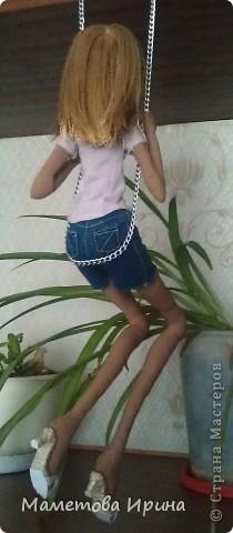 Знакомтесь, эту куклу зовут Света. фото 3