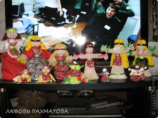 Славянская кукла фото 2