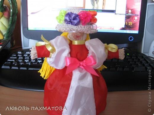 Славянская кукла фото 3