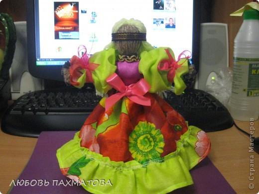 Славянская кукла фото 8