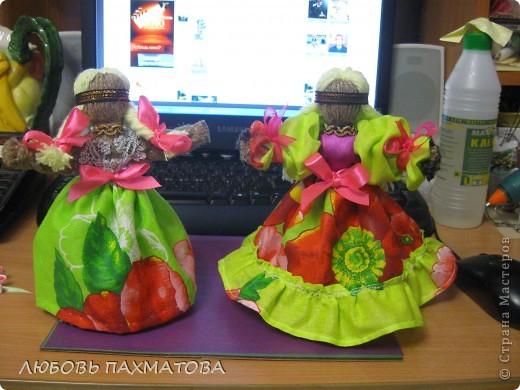 Славянская кукла фото 9