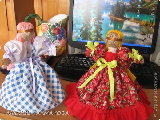 Славянская кукла фото 12