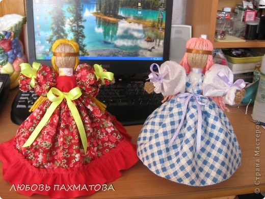 Славянская кукла фото 13