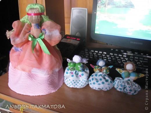 Славянская кукла фото 18