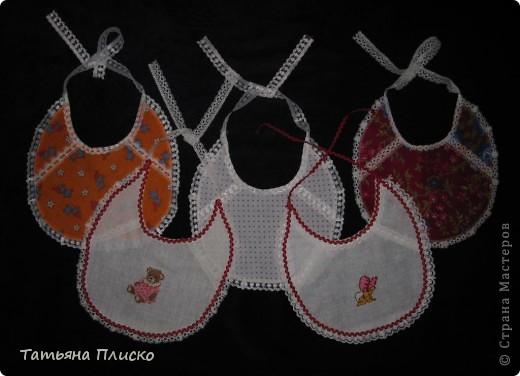 Моя сестра ждёт третьего ребёнка, к рождению малыша я приготовила небольшое приданное... фото 6