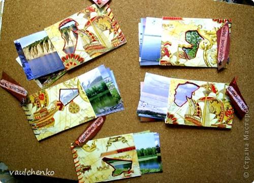 В начале августа в Волгограде случились чудеса - встретились 5 чудесных карточек! И встретились они потому, что Олечка Олисандра из Северной столицы,  придумала ИГРУ!  http://stranamasterov.ru/node/211670   Но обо всём по порядку... фото 2