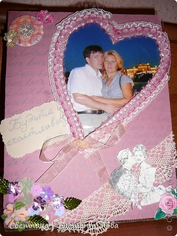 Эти бокалы с нашими инициалами наша дочка подарила нам вчера в честь 15-летней годовщины свадьбы фото 7