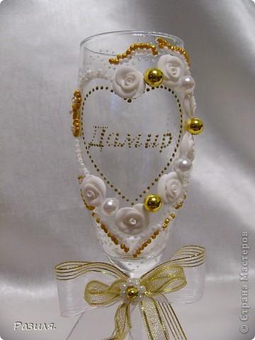 Набор свадебных аксессуаров фото 3