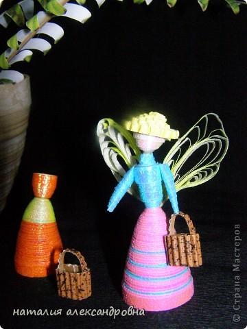 пальчиковая куколка фото 5