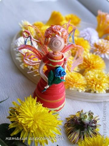 пальчиковая куколка фото 2