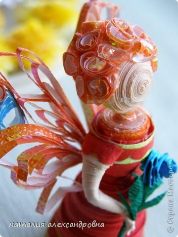 пальчиковая куколка фото 3