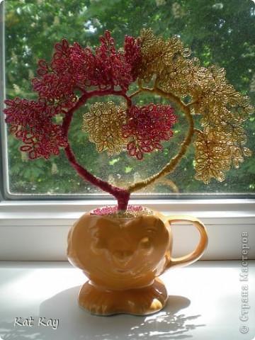 Сердечко подарила маме и папе на годовщину свадьбы. Каждый день и месяц – Пустота души, Если нет чудесной Доброты любви! фото 4