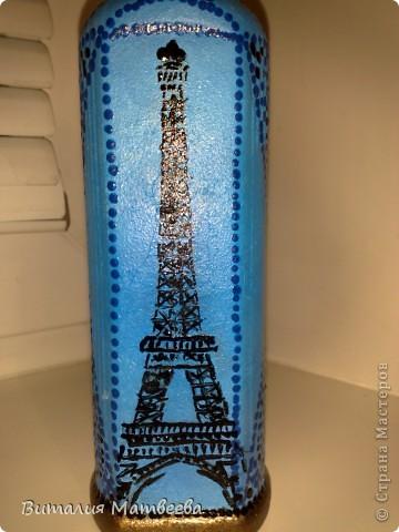 Бутылочка Москва-Париж фото 7