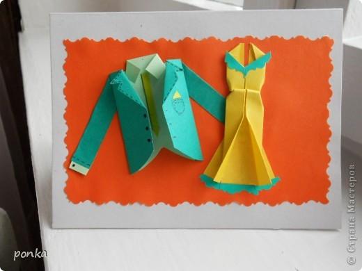 Платья и рубашки Квиллинг