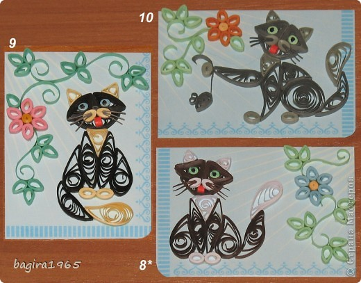 Вот такие получились у меня кошки... Кредиторы: Alina@, Mila4ka и taivis. Приглашенные: Россиянка, ШМыГа и Vitulichka. фото 6