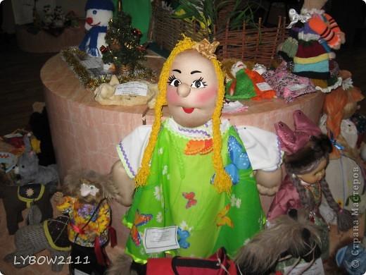 """выставочные куклы """"Русские бабки"""" фото 3"""