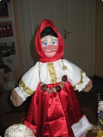 """выставочные куклы """"Русские бабки"""" фото 1"""
