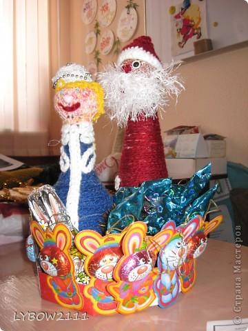 """выставочные куклы """"Русские бабки"""" фото 5"""