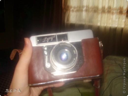 Это моя первая бутылочка)) В кадр попал дедушкин старый фотоаппарат, о нем позже.) фото 4