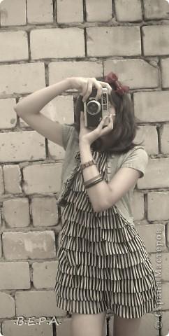 Это моя первая бутылочка)) В кадр попал дедушкин старый фотоаппарат, о нем позже.) фото 6