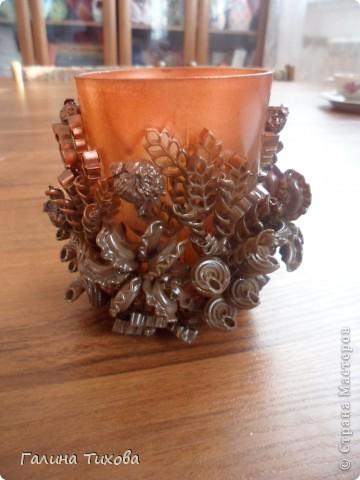 Оригинальную карандашницу можно сделать из пластмассового стакана и горсти фигурных макарон. Мастер-класс:  http://masterica.maxiwebsite.ru/archives/6623#more-6623 фото 8