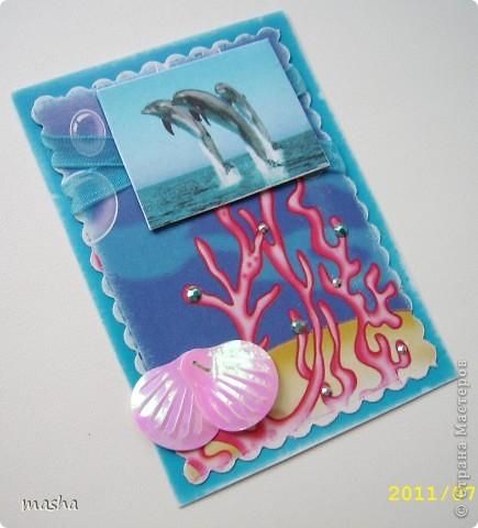 """Вот такие оригинальные карточки я получила по АТС-игре http://stranamasterov.ru/node/211670. Нашей группой была выбрана тема """"Чудеса природы"""". фото 8"""