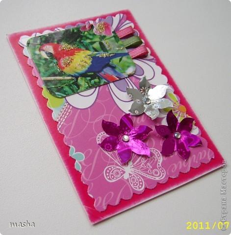 """Вот такие оригинальные карточки я получила по АТС-игре http://stranamasterov.ru/node/211670. Нашей группой была выбрана тема """"Чудеса природы"""". фото 11"""