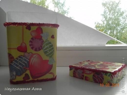 Вот такая сестричка получилась у меня для моей баночки под соль (http://stranamasterov.ru/node/184519) - баночка под сахар. фото 1