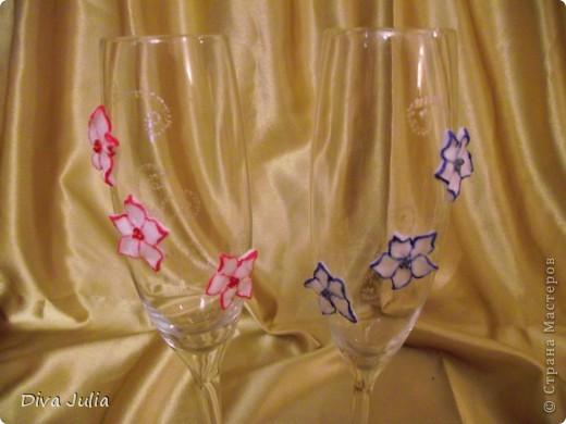 Свадебный набор. Пожелание невесты, чтобы ленточка была бирюзовая под пригласительные, и много-много белого цвета. Еще будет свадебная рамочка, выложу позже фото 12