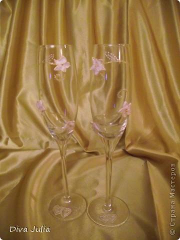 Свадебный набор. Пожелание невесты, чтобы ленточка была бирюзовая под пригласительные, и много-много белого цвета. Еще будет свадебная рамочка, выложу позже фото 13