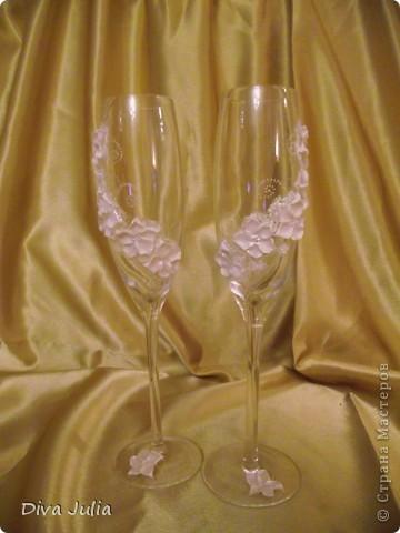Свадебный набор. Пожелание невесты, чтобы ленточка была бирюзовая под пригласительные, и много-много белого цвета. Еще будет свадебная рамочка, выложу позже фото 15