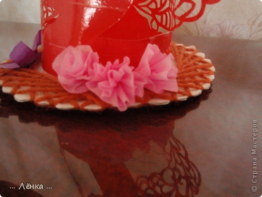 Такая объемная открыточка для мамы) фото 2