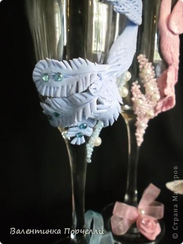 Птицы счастья.Идея не моя,но исполнение моё! фото 4