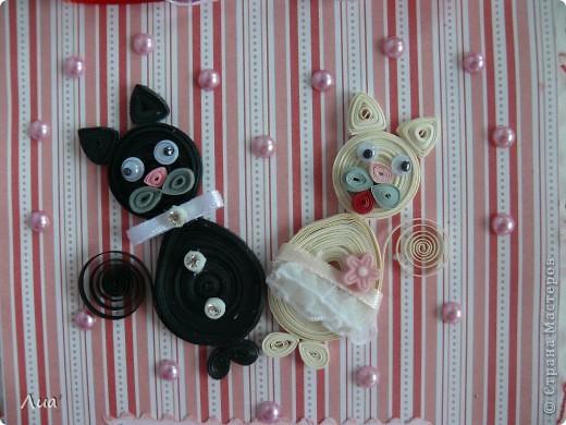 Свадебные коты) фото 2