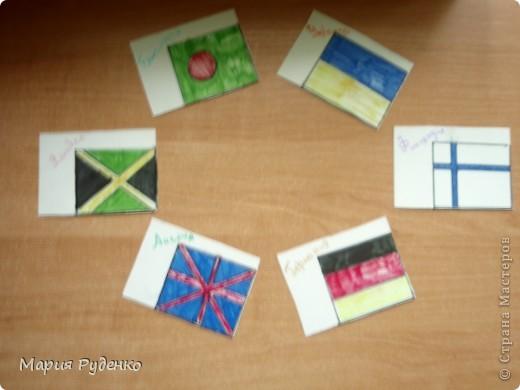 Флаги всех моих любимых стран. Обмен делаю только по Украине! фото 8