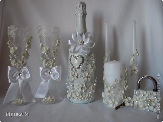 В бокале свеча,покупала готовую. фото 6