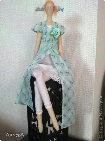 В платье... фото 4