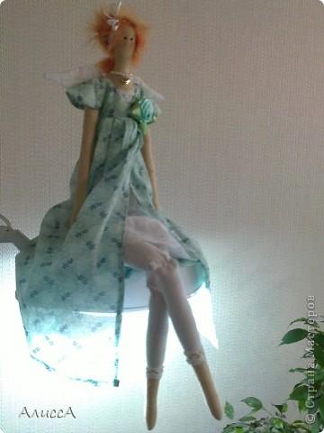 В платье... фото 3