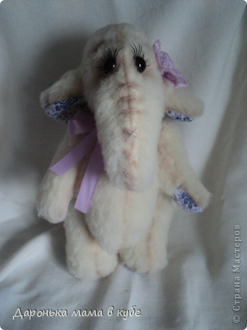 слоняшенька Пушинка фото 3