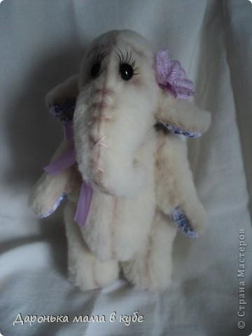 слоняшенька Пушинка фото 1