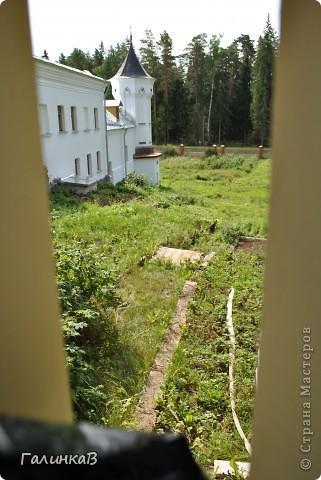 Сегодня мы отправимся в Смоленский скит. Дорога в него пролегает через лес - красивый и величественный. Расстояние до скита примерно 3 км фото 16