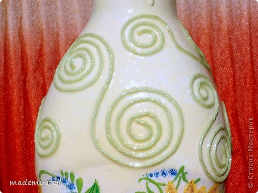 Вот чего-то такого мне захотелось иметь)))  Солнечная бутылочка для подсолнечного масла. фото 3