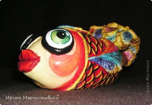 Волшебная рыбка фото 1