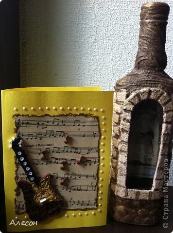 Бутылка крепость фото 1