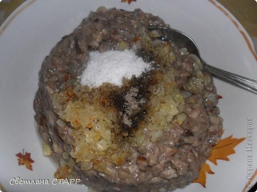 Сегодня у меня картофельники с грибами. фото 6