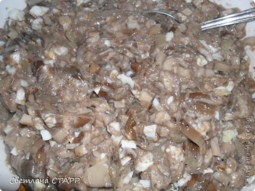 Сегодня у меня картофельники с грибами. фото 8