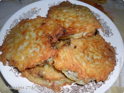 Сегодня у меня картофельники с грибами. фото 16