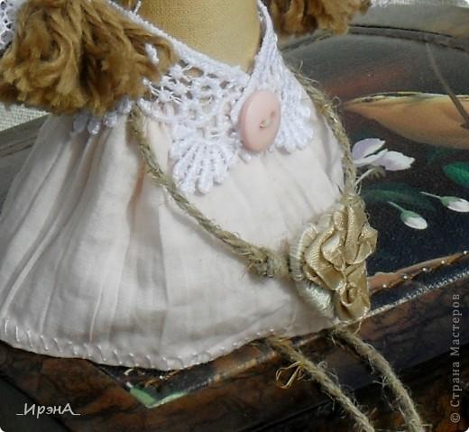 """Знакомьтесь - маленькая феечка Крохатулька. Хранительница девичьих """"драгоценностей"""" и секретов. фото 2"""